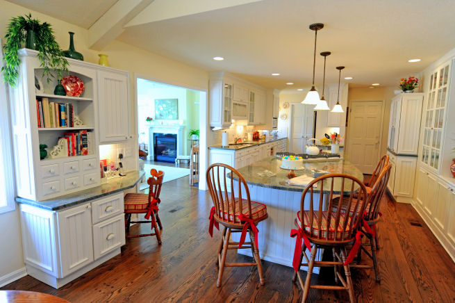 2009 Residential Kitchen