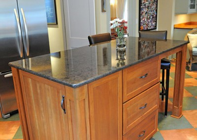 2012 Kitchen Island
